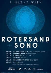 a night with Rotersand and Sono