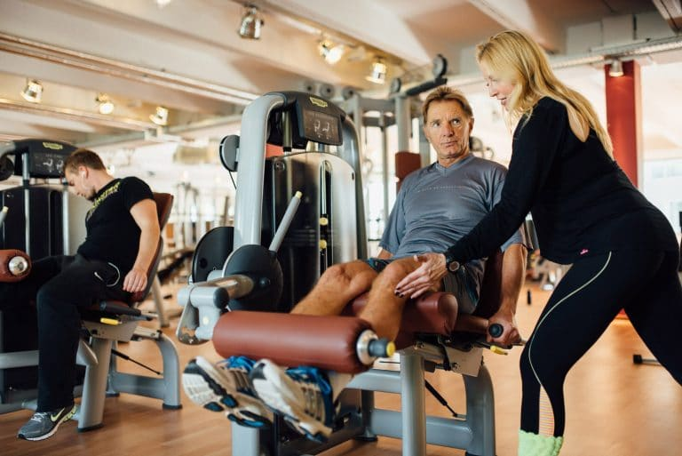 Commercial für Vita Fitness in Maintal