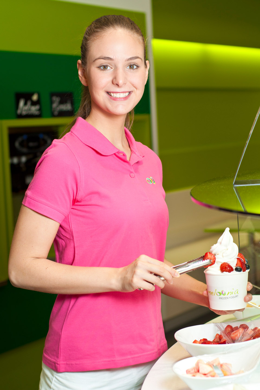 Business Fotografie Frozen Yogurt meloonia in Weiterstadt